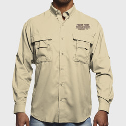 F-1 Dad L/S Fishing Shirt