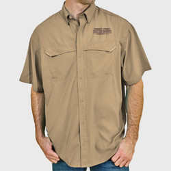 F-1 Performance Fishing Shirt
