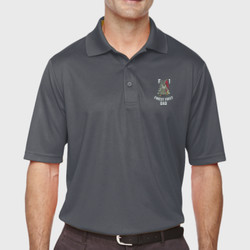 F-1 Dad Performance Polo
