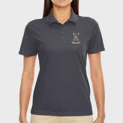 F-1 Ladies Performance Polo